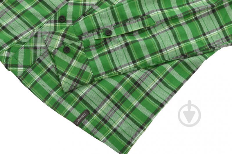 Рубашка McKinley Walla 249175-900896 р. S разноцветный - фото 6