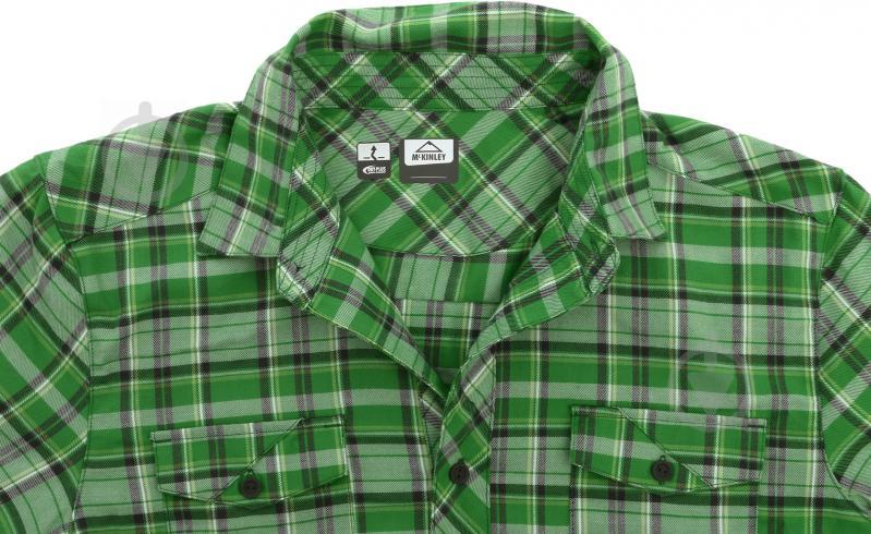 Рубашка McKinley Walla 249175-900896 р. L разноцветный - фото 5