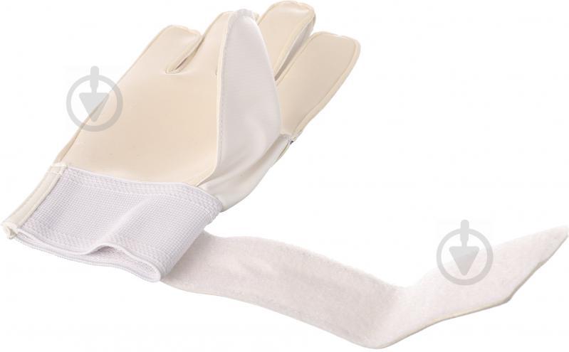 Вратарские перчатки Adidas X TRAINING AZ3695 р. 8,5 - фото 3