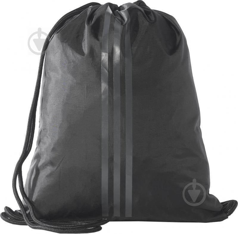 Спортивная сумка Adidas Tiro Gym B46131 черный - фото 2