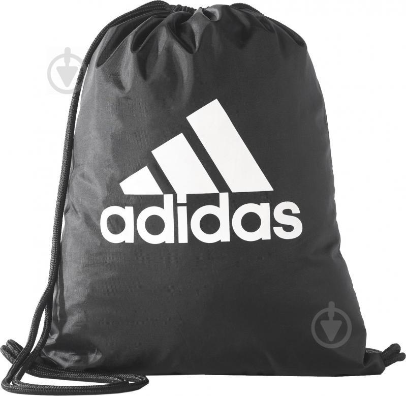 Спортивная сумка Adidas Tiro Gym B46131 черный - фото 1