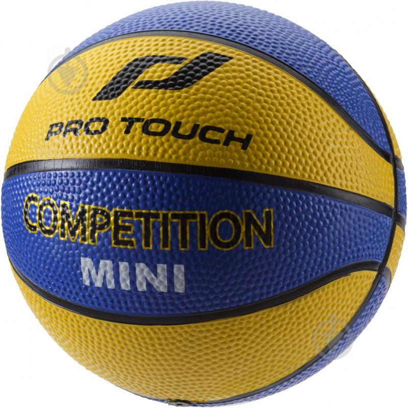 Баскетбольный мяч Pro Touch Competition Mini 117885-911545 р. 1 - фото 1