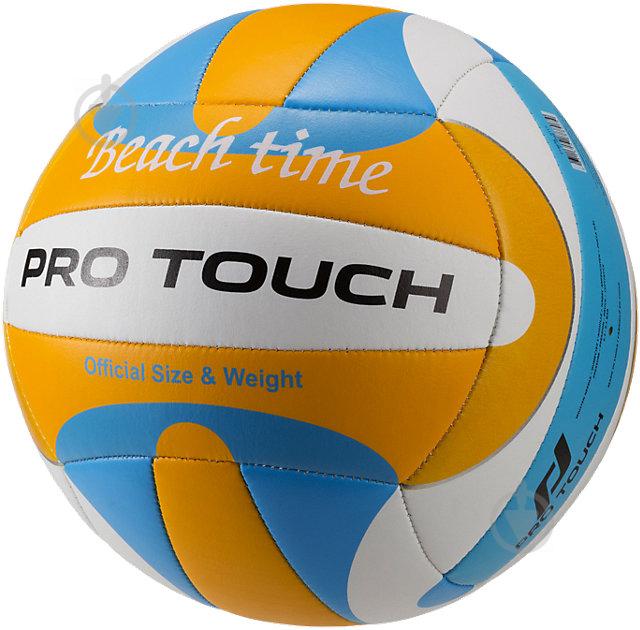 Волейбольний м'яч Pro Touch Beach Time 214678-902569 р. 5 - фото 1