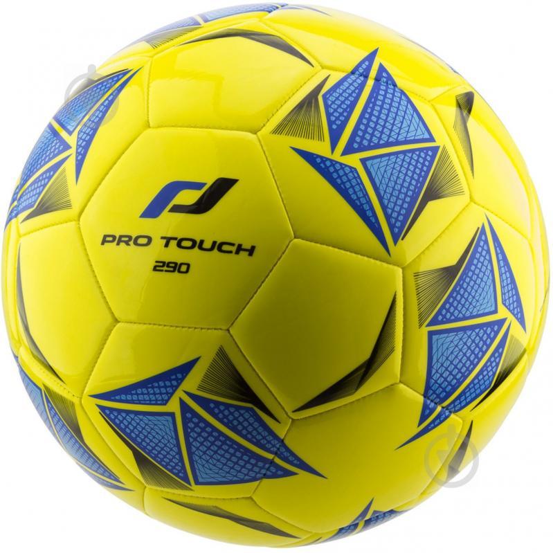 Футбольний м'яч Pro Touch 274448-901181 р. 5 FORCE 290 Lite 274448-901181 - фото 1