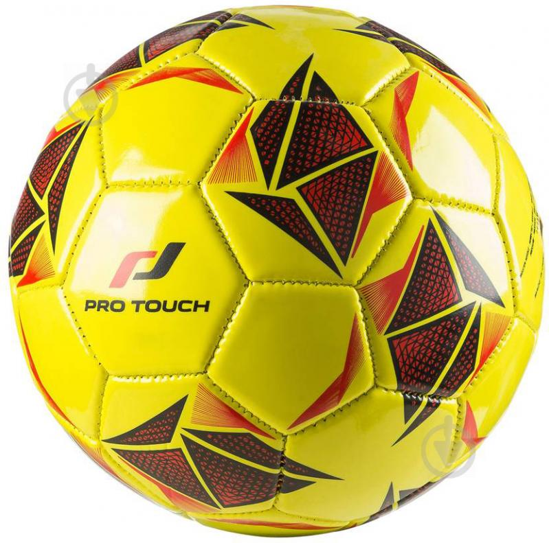 Футбольний м'яч FORCE 11 Pro Touch 274460-900181 р. 5 - фото 1