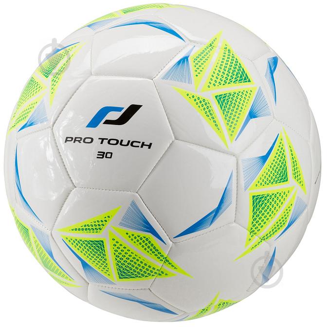 Футбольный мяч Pro Touch 274461-900001 р. 5 FORCE 30 - фото 1