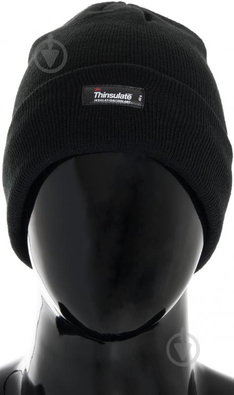 Шапка Etirel р. one size черный 138321 - фото 1