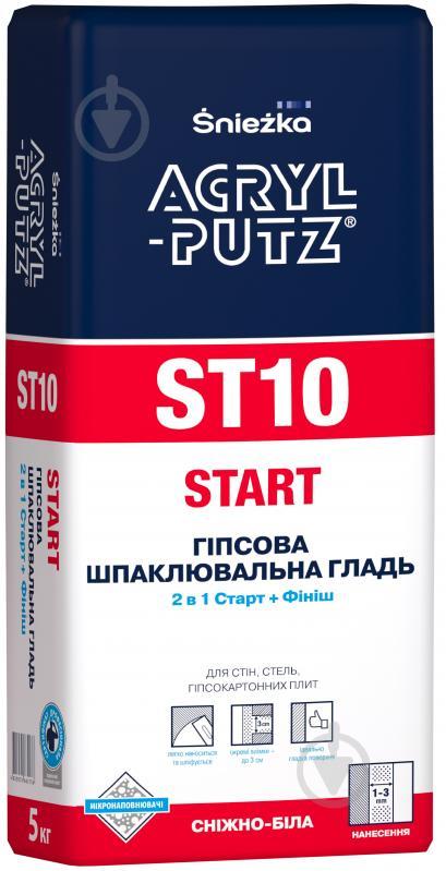 acryl putz st10
