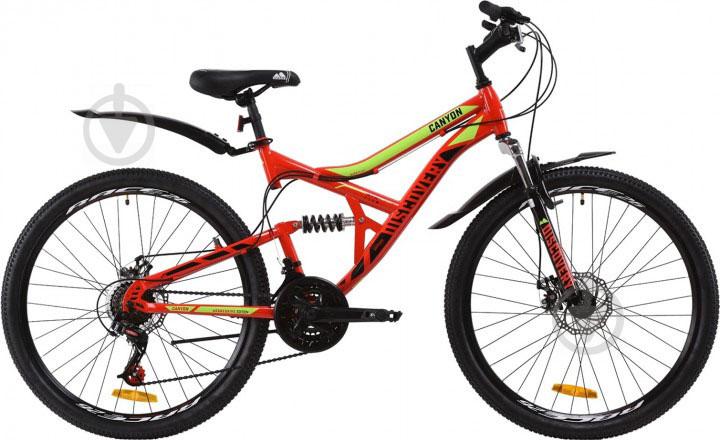 Велосипед Discovery 17.5
