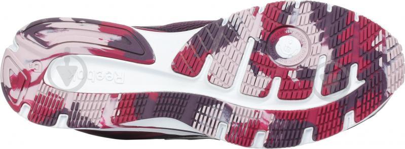 Кроссовки Reebok RUNNER BD5390 р.35,5 бордовый - фото 5