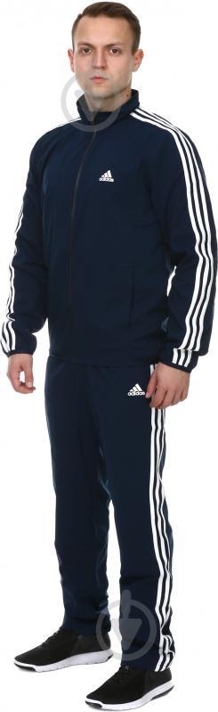 4f8efffa ᐉ Костюм Adidas BK4102 р. 10 синий • Купить в Киеве, Украине ...