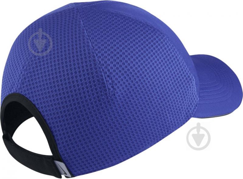 Бейсболка Nike 848375-452 р. one size фіолетовий AeroBill Heritage Elite  Running Cap - c7778b98afd