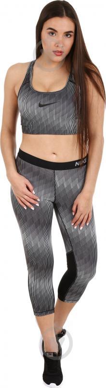 Штани Nike W NP CL Cpri Stairstep р. M чорний 865948-010 - фото 4