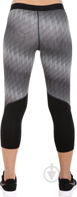 Штани Nike W NP CL Cpri Stairstep р. M чорний 865948-010 - фото 3