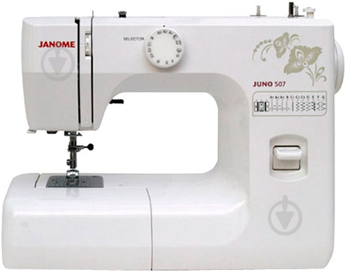 Швейна машина Janome Juno 507 - фото 1
