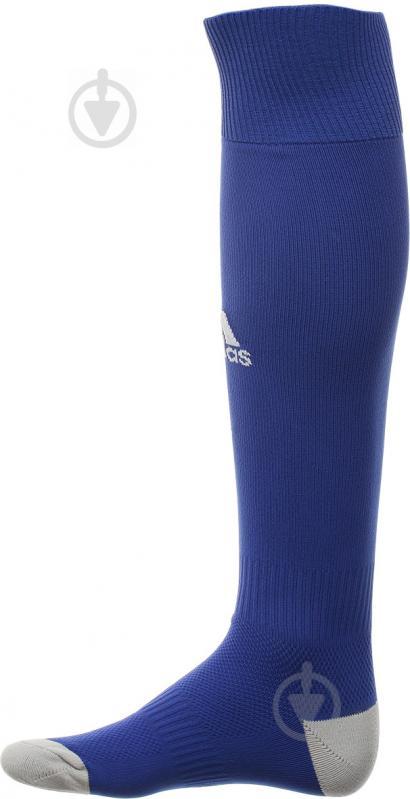 Гетры футбольные Adidas MILANO 16 SOCK AJ5907 р. 43-45 синий - фото 1