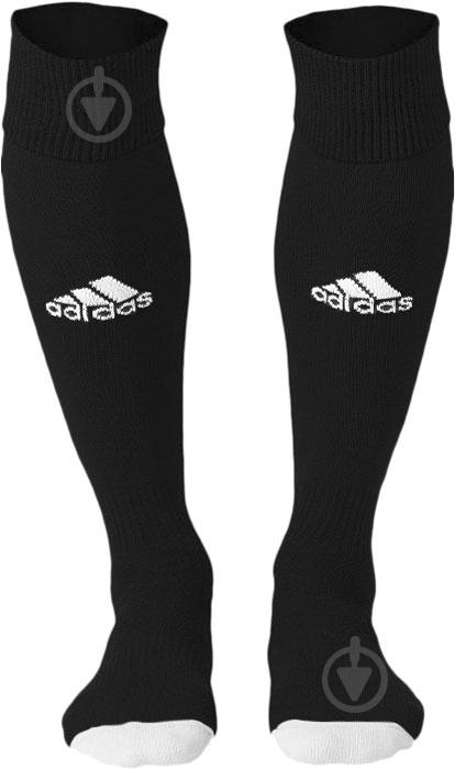 Гетры футбольные Adidas Milano 16 MILANO 16 AJ5904 р. 40-42 черный - фото 2