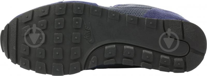 Кроссовки Nike MD RUNNER 2 LEATHER PREM AS р.10 синий 819834-400 - фото 5
