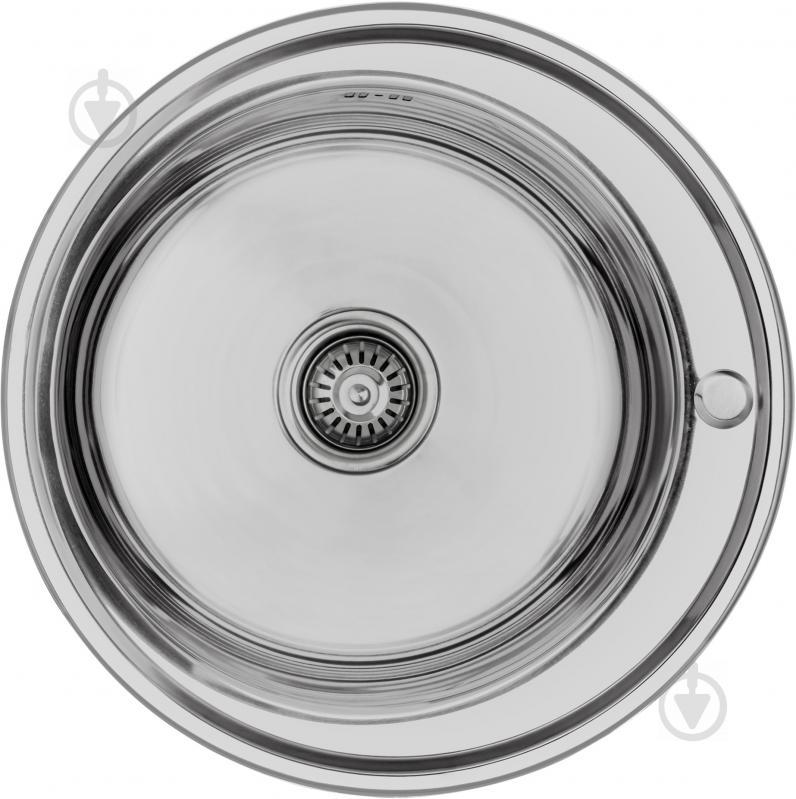 Мийка для кухні Lemax LE-5014 CH - фото 1