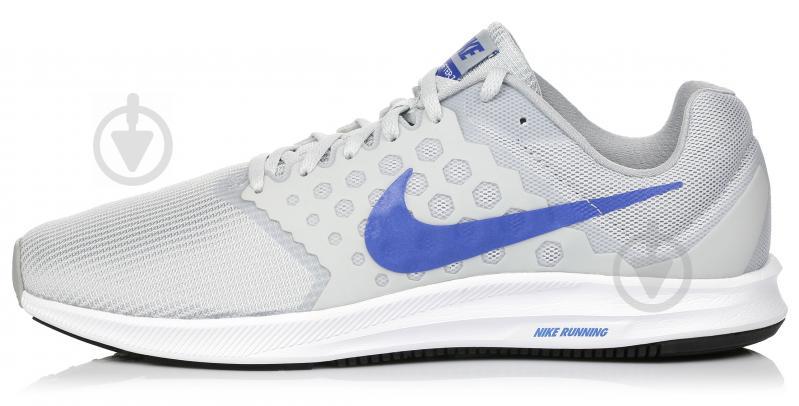 Кроссовки Nike DOWNSHIFTER 7 AS 852459-003 р. 9 серый - фото 1