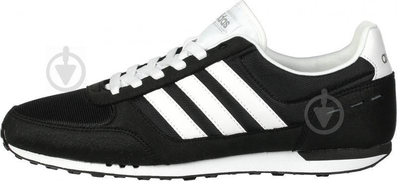 Кроссовки Adidas CITY RACER F99329 р.9 черный - фото 1