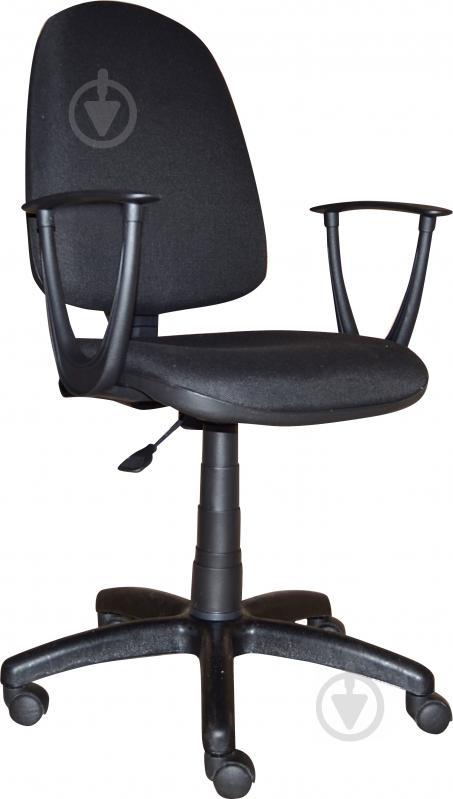 Кресло Примтекс Плюс Jupiter GTP Sonata C-11 черный