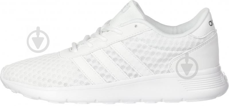 Кросівки Adidas LITE RACER AW3837 р.6,5 білий - фото 1