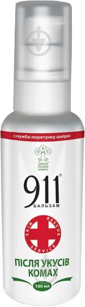 Бальзам 911 После укусов насекомых 100147 - фото 1
