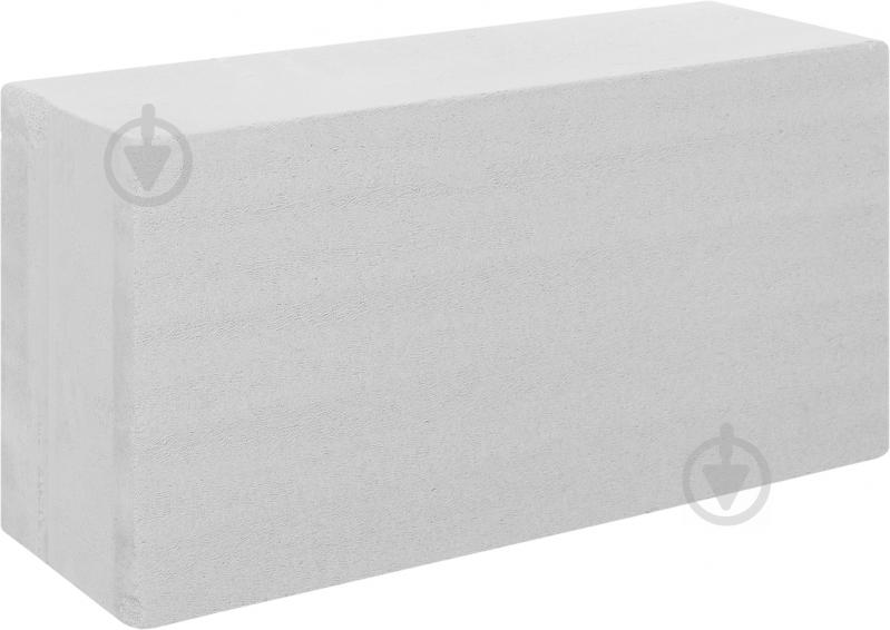 Газобетонный блок BauGut 600x200x100 мм D-500 - фото 2