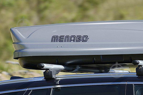 Аэродинамический бокс MENABO MANIA 460л - фото 3
