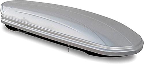 Аеродинамічний бокс MENABO MANIA 580л silver - фото 1