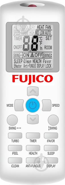 Кондиціонер Fujico ACF-I24AH - фото 3