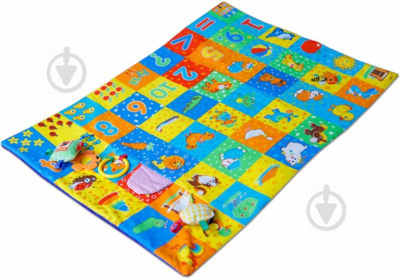 Игровой коврик Macик с прорезывателем МС 040601-01 - фото 1