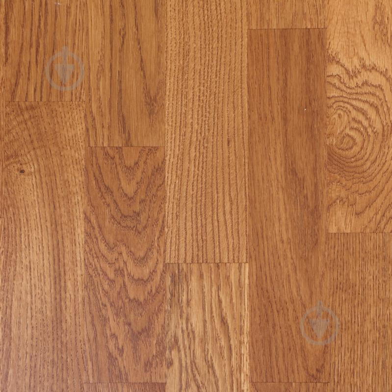 Паркетная доска Ekoparket дуб gold трехполосная 1092х207х14 мм (1,58 кв.м) - фото 2