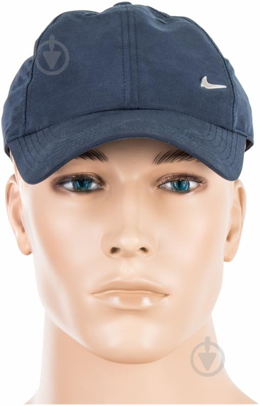 Бейсболка Nike р. one size синий 405043-451AW16 - фото 2