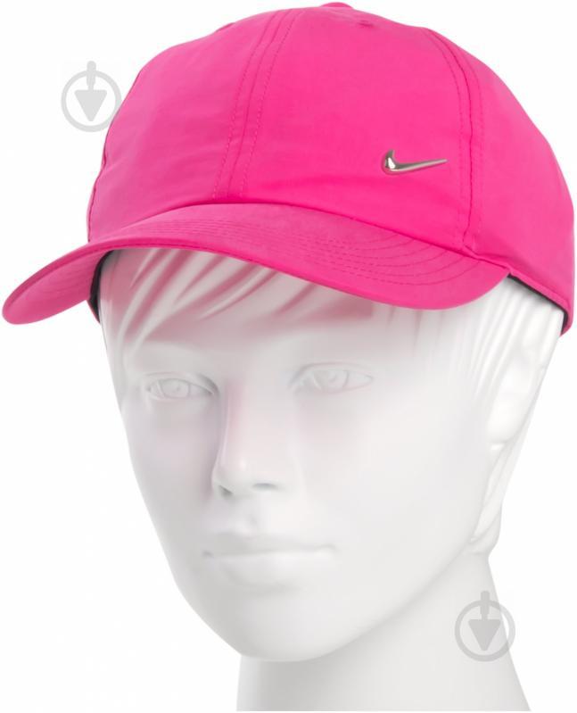 Бейсболка Nike розовый 405043-680 - фото 1