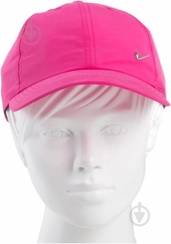 Бейсболка Nike розовый 405043-680 - фото 2