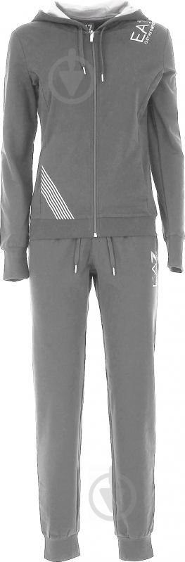 Спортивный костюм EA7 6YTV55-TJ31Z-24BF р. M серый - фото 1