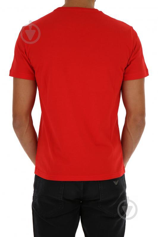 Футболка EA7 6YPT82-PJ02Z-1451 6YPT82-PJ02Z-1451 M красный - фото 3