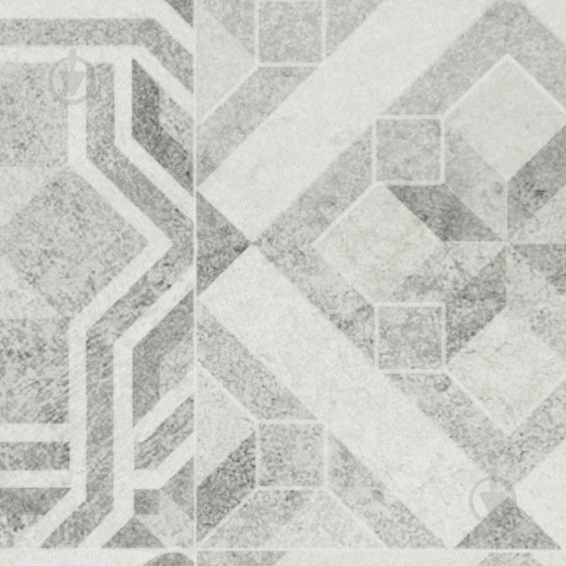 Плитка Cersanit Конкрыт Стайл инсерто пэчворк 42x42 - фото 3