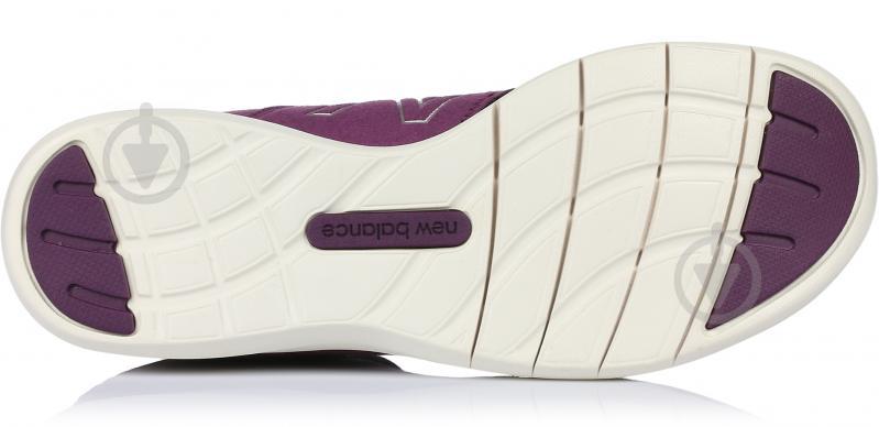 Кроссовки New Balance 415 р. 6 черный с фиолетовым WL415OC - фото 5