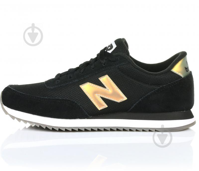 Кроссовки New Balance 501 WZ501RM р. 8.5 черный - фото 1