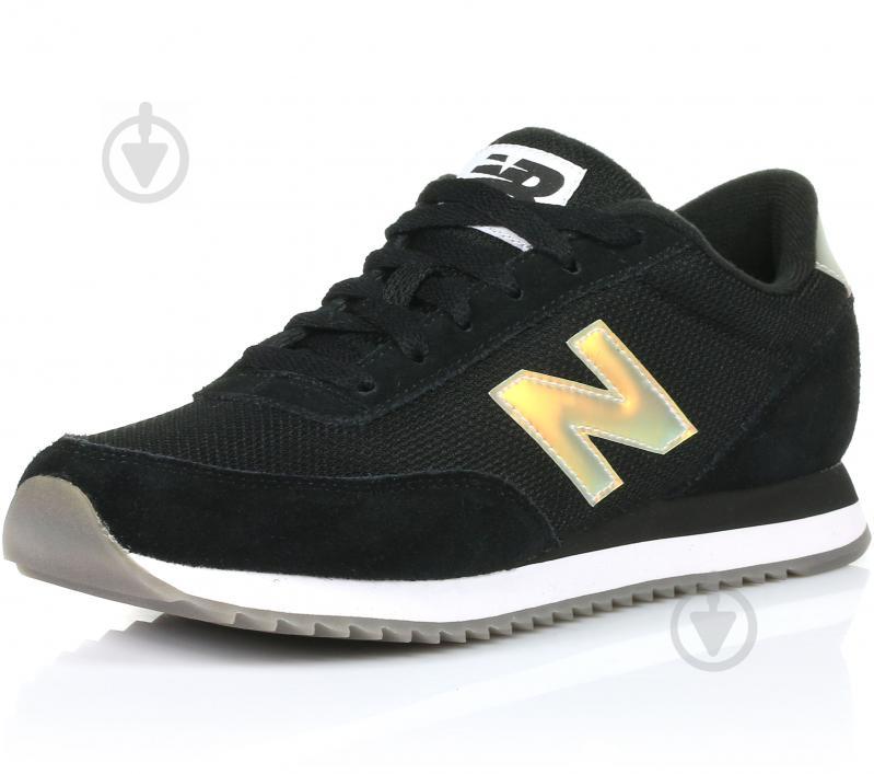 Кроссовки New Balance 501 WZ501RM р. 8.5 черный - фото 2