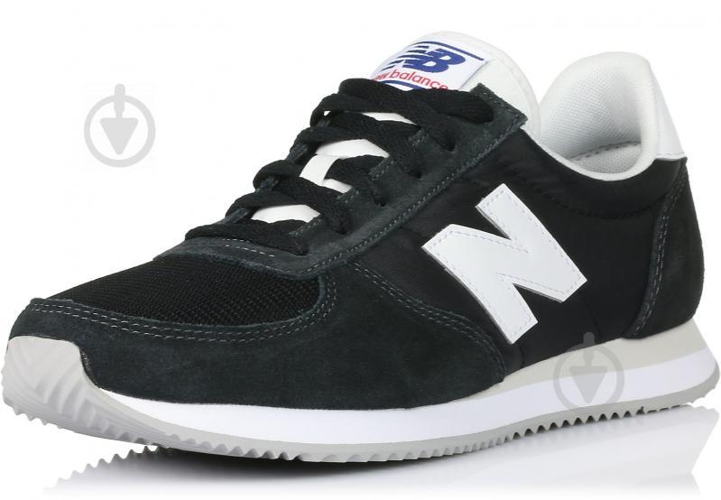 Кроссовки New Balance 220 U220BK р. 10.5 черный - фото 1