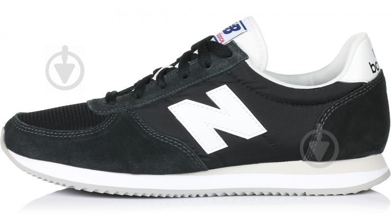 Кросівки New Balance 220 U220BK р. 10.5 чорний - фото 3