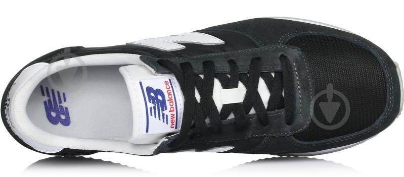 Кросівки New Balance 220 U220BK р. 10.5 чорний - фото 4