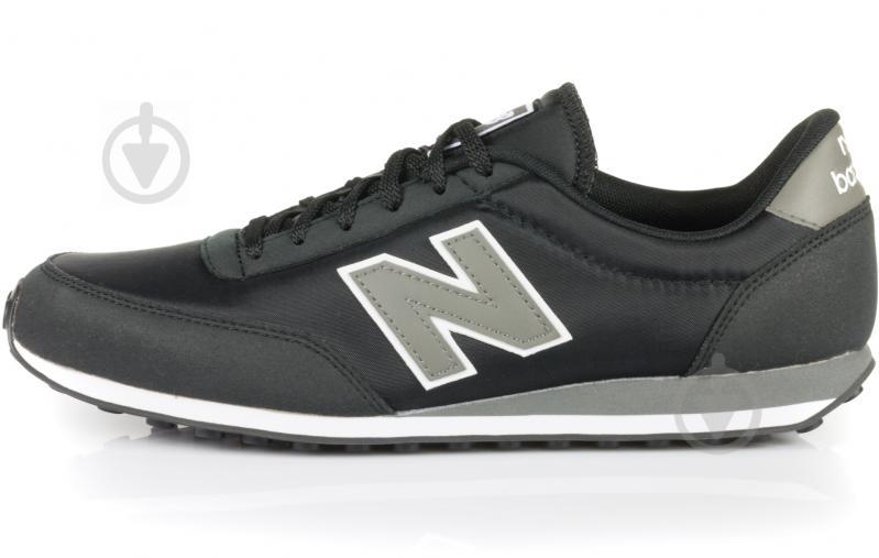 Кроссовки New Balance 410 U410CC р. 11 черный - фото 1