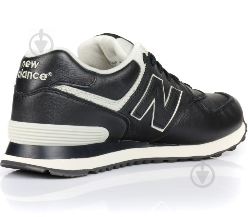 Кроссовки New Balance 574 ML574LUC р.8,5 черный - фото 3