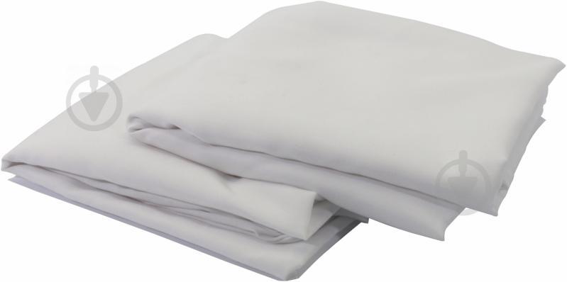 Набір наволочок 72-213-001 2 шт. 50x70 см білий Hostel - фото 1