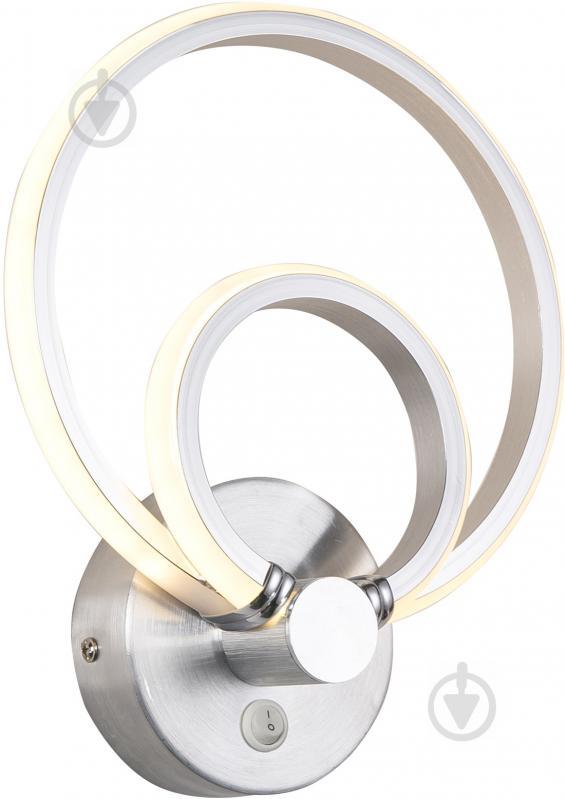 Бра Victoria Lighting LED 14 Вт хром Aton/AP2 - фото 2